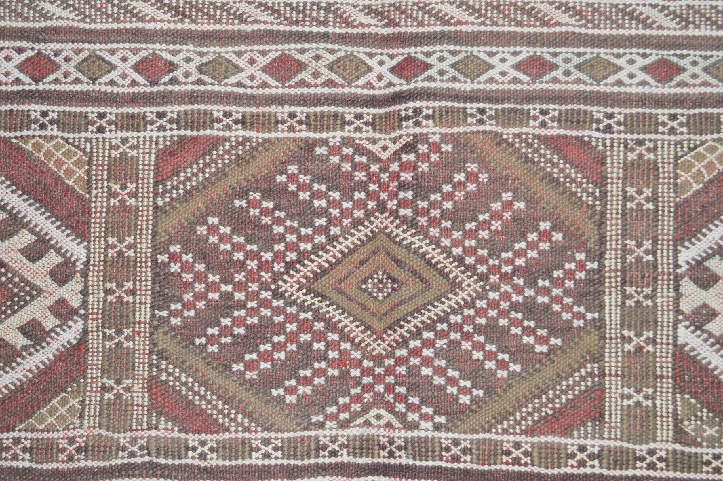 Kelim K16 - 205 x 134 cm