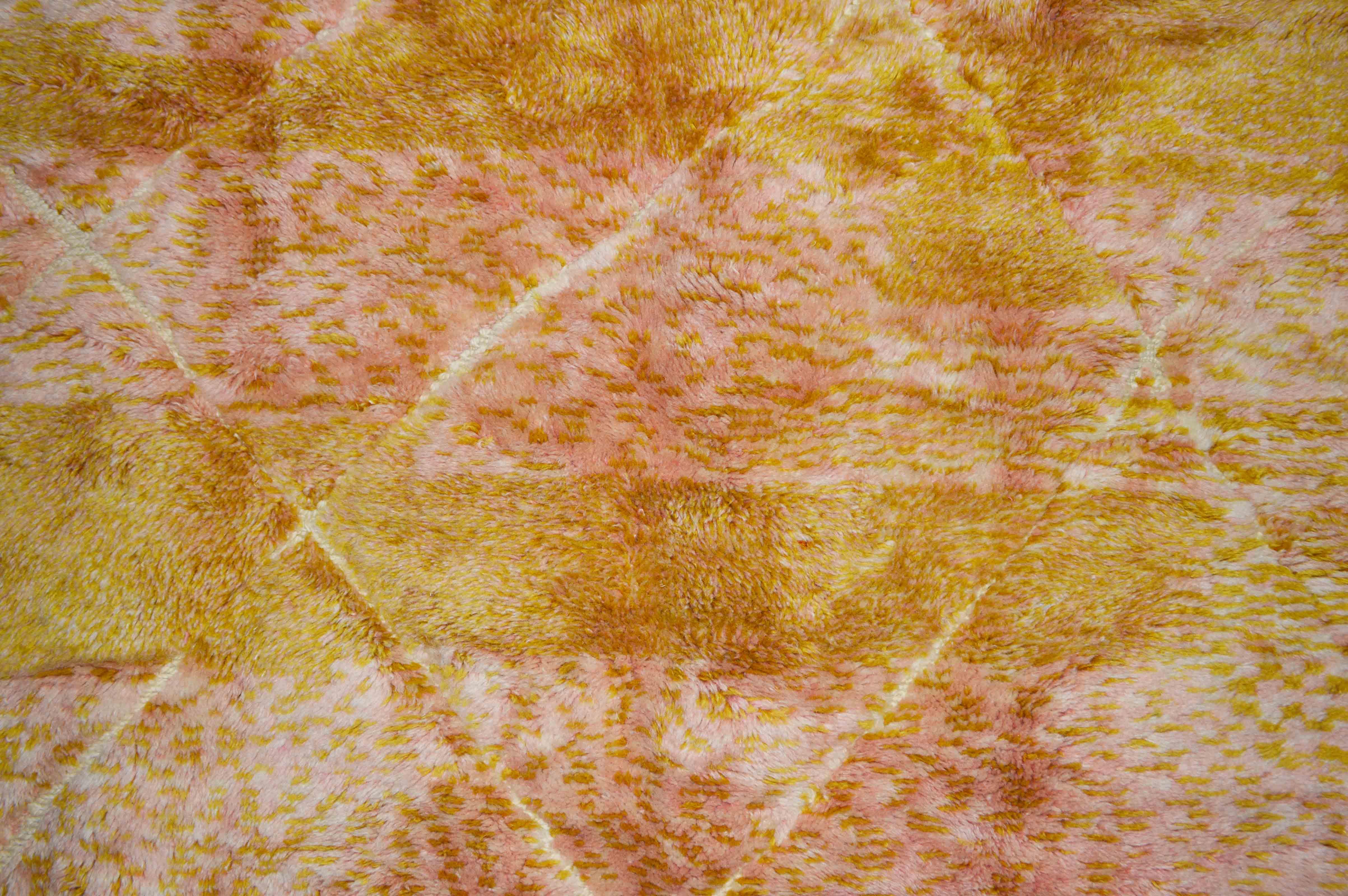 """Berber Teppich  aus Mrirt """"Fatima"""""""
