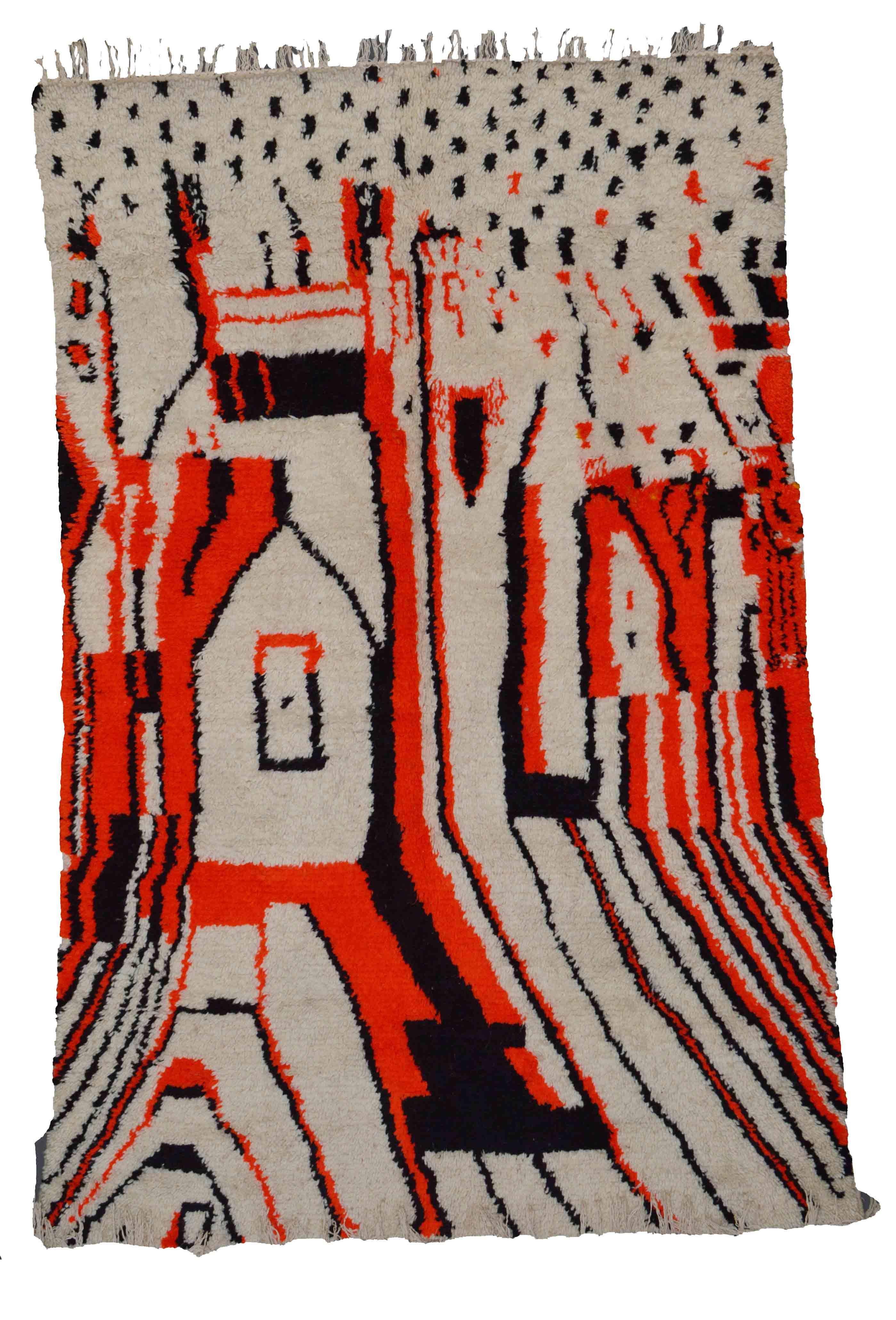 Azilal 02 - 21  240 x 145 cm