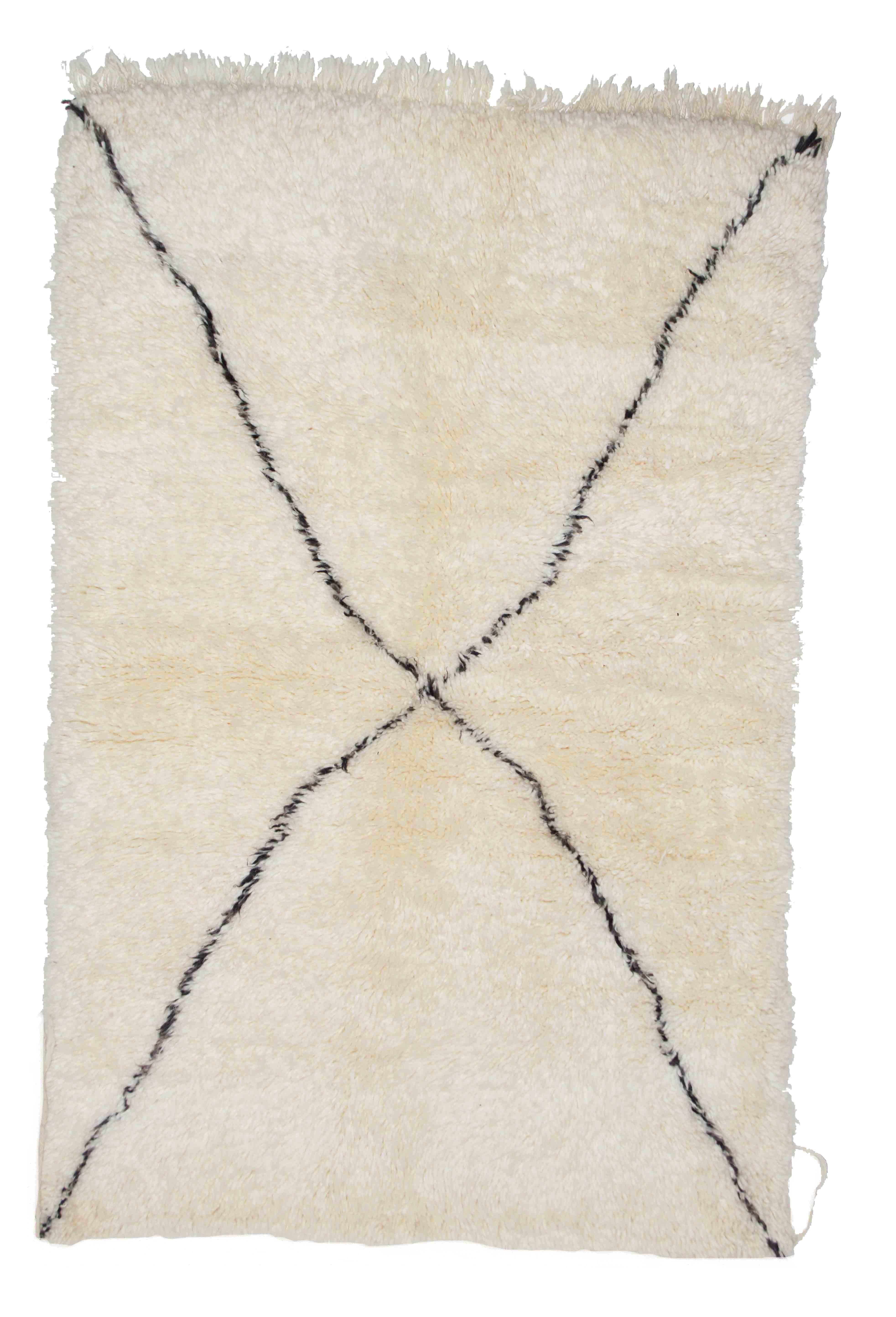 Beni Ourain BN12 - 170 x 112 cm