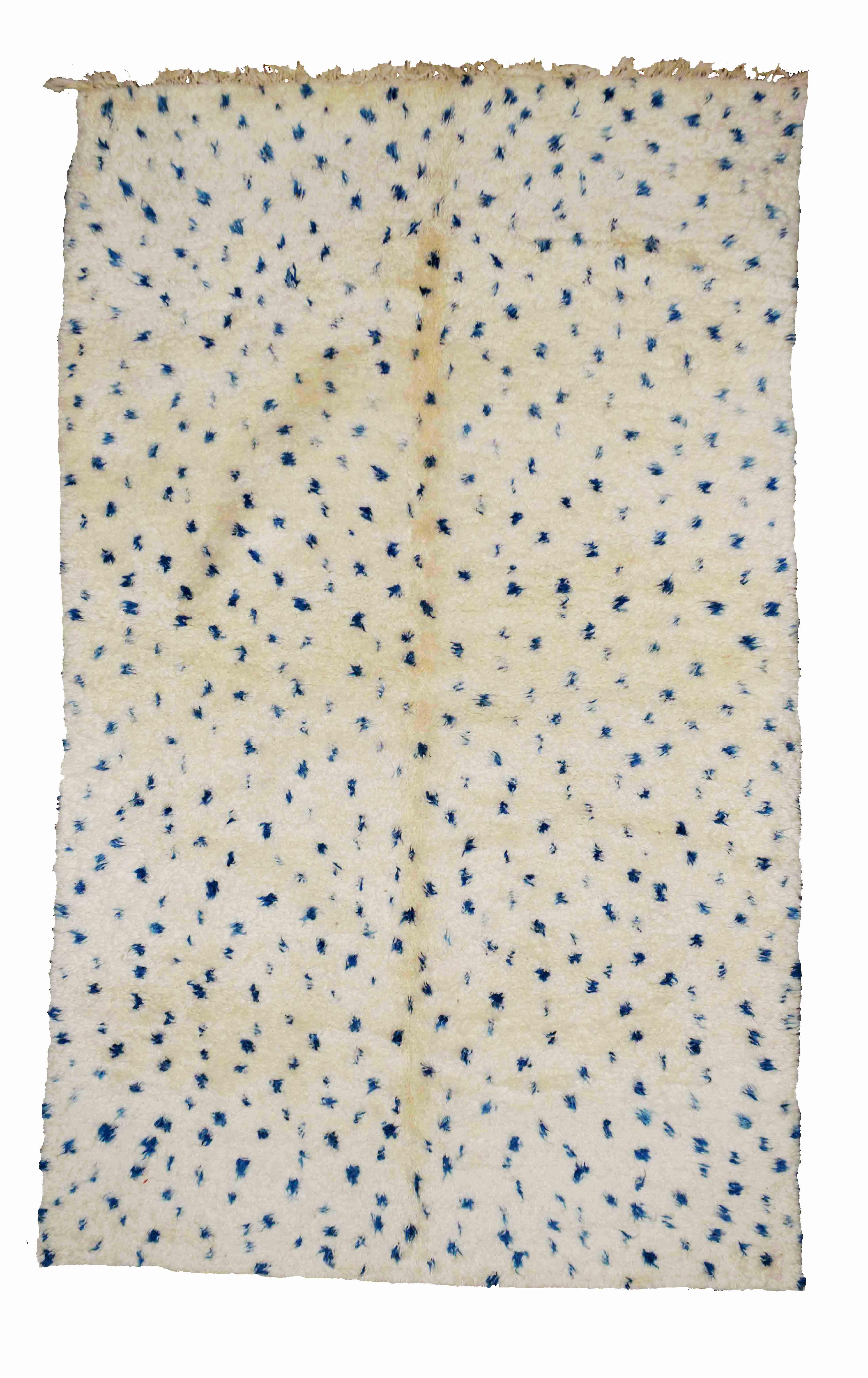 Beni Ourain BN050- 295 x 205 cm